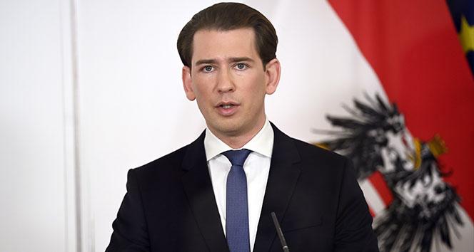 Avusturya'da 3 haftalık karantina ilan edildi
