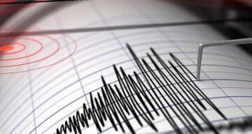 Bingöl'de 3.2 büyüklüğünde deprem oldu
