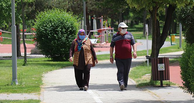Bolu'da 65 yaş üstüne sokağa çıkma kısıtlaması