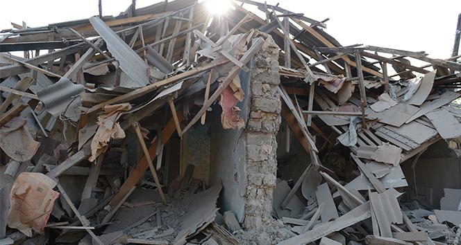 Ermenistan'ın saldırıları da 92 sivil hayatını kaybetti, 404 kişi yaralandı