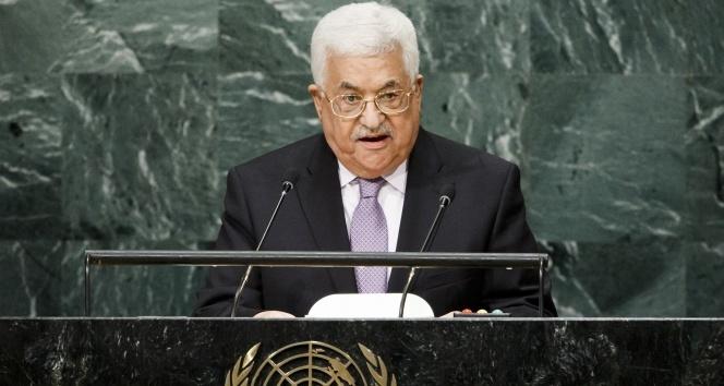 Filistin Devlet Başkanı Abbas, ABD'nin yeni Başkanı Biden'ı tebrik etti