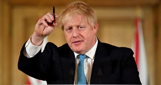 İngiltere Başbakanı Johnson, sağlığının iyi olduğunu açıkladı
