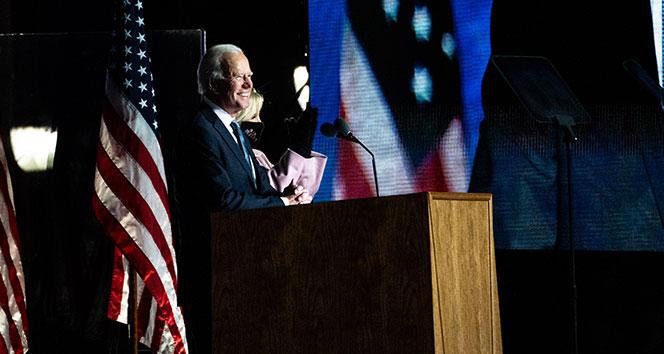 Michigan'da Demokratların adayı Joe Biden seçimi kazandı