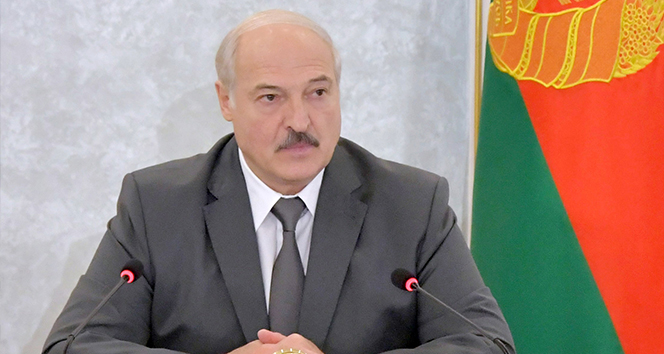 İsviçre'den Belarus Devlet Başkanı Lukaşenko'ya yaptırım