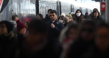İtalya'da son 24 saatte korona virüsten 634 kişi öldü