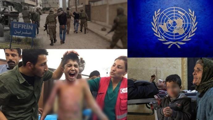 BM'nin 'savaş suçları' tespiti 'kişisel görüş' sayıldı