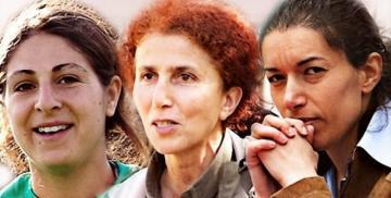 Paris'te katledilen üç kadın siyasetçi İzmir'de anıldı