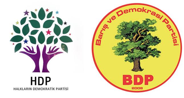 HDP ve BDP eski il başkanların davası görüldü