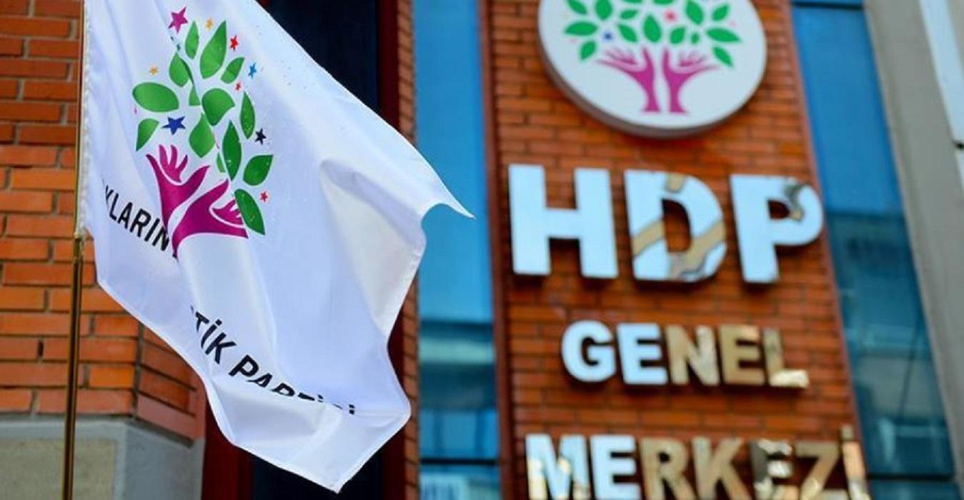 HDP'den 'Adalet' kampanyası: Kürt sorununun çözüm politikalarını topluma götüreceğiz