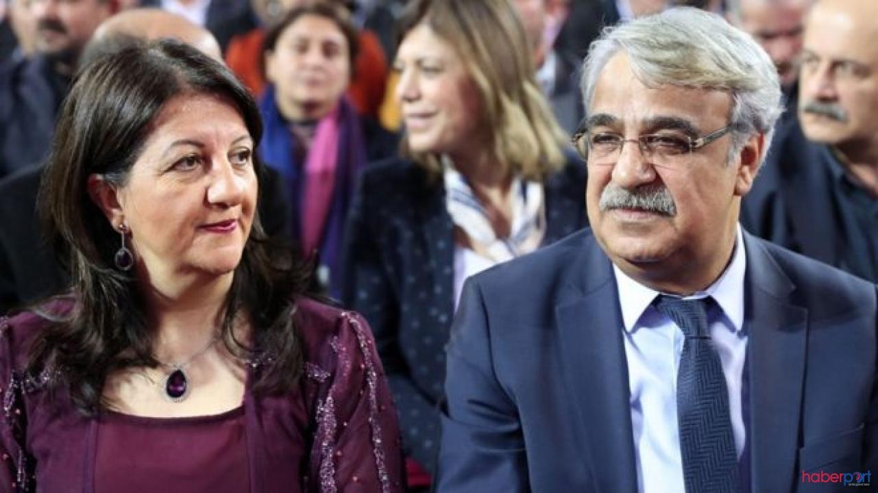 Pervin Buldan ve Mithat Sancar açıkladı: 8 Şubat'ta başlıyoruz
