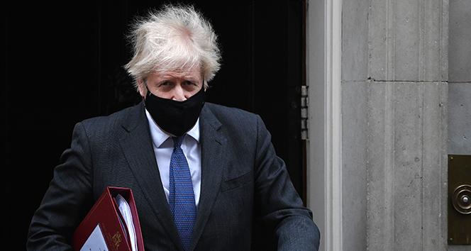 İngiltere Başbakanı Jonhson: 'Salgında hayatını kaybedenleri milletçe hatırlayacağız'