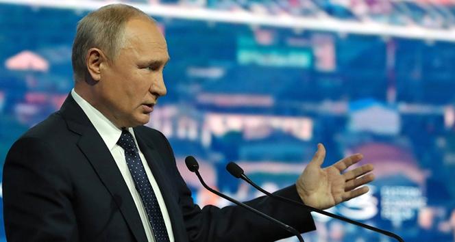 Rusya Devlet Başkanı Putin: 'Toplu aşılama önümüzdeki hafta başlayacak'