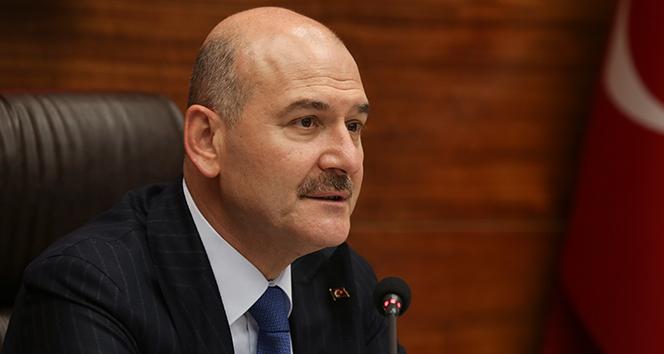 Bakan Soylu: 'An itibariyle Konya'da olumsuz bir durum söz konusu değildir'