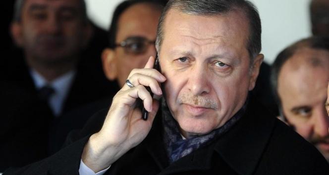 Cumhurbaşkanı Erdoğan'dan Libya'ya tebrik telefonu