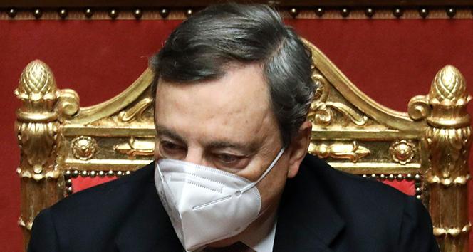 İtalya Başbakanı Draghi: 'AB-Türkiye diyaloğunun daha erdemli olması için çalışacağız'