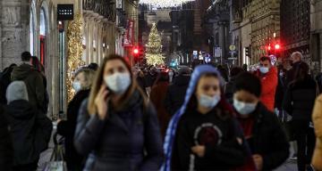 İtalya'da son 24 saatte 14 bin 218 yeni vaka