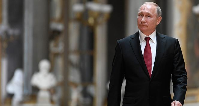 Putin'den seçim açıklaması: 'Rusya'nın egemenliğine yönelik herhangi bir darbeye izin vermeyiz'