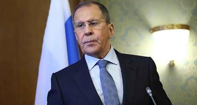 Rusya Dışişleri Bakanı Lavrov: 'Avrupa'dan hiçbir yere gitmiyoruz'