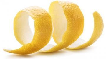Limon Kabuğunu Çöpe Atmayın