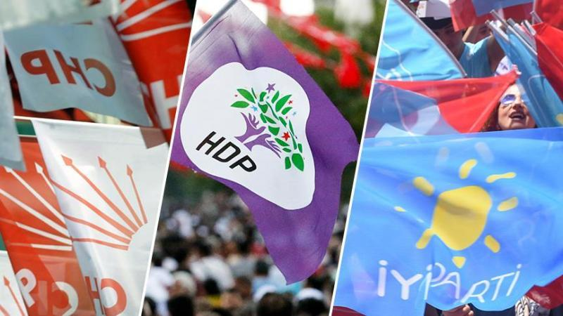 HDP muhalefet partileriyle…