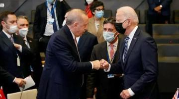 HDP Washington Temsilcisi: Biden, Erdoğan'ı Rojava konusunda uyardı