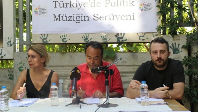HDK'den müzik paneli: Müzik direniş kültüründen besleniyor