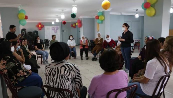 HDP'li kadınlar şölende bir araya geldi