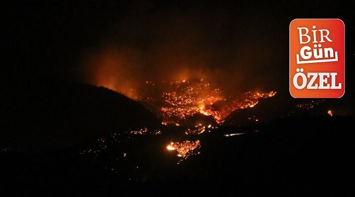 Hatay'da yerleşim yerlerini etkileyen yangının bulunduğu bölgede maden projesi yapılacağı ortaya çıktı!