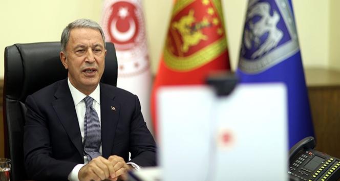 Bakan Akar, Türkiye-ABD ilişkilerini değerlendirdi
