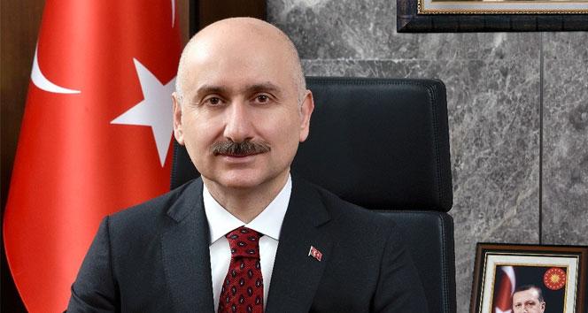 Bakan Karaismailoğlu: 'Kanal İstanbul Projesi bir dünya projesidir, bu bilinçle çalışmalarımız aralıksız sürüyor'