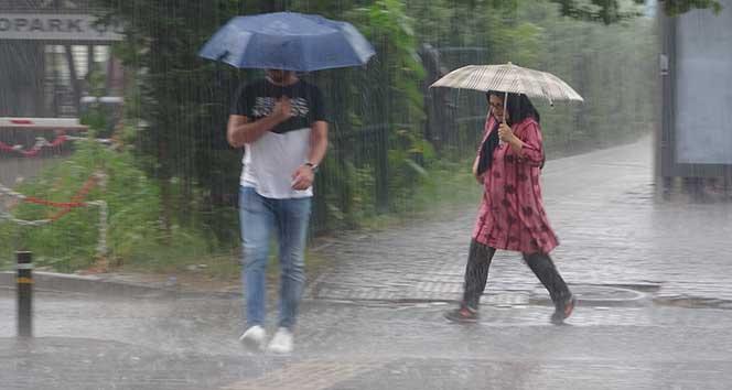 Doğu Anadolu'da sağanak yağış ve rüzgar bekleniyor