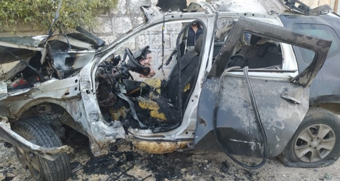 İdlib kırsalında bomba yüklü araç patladı: 3 yaralı