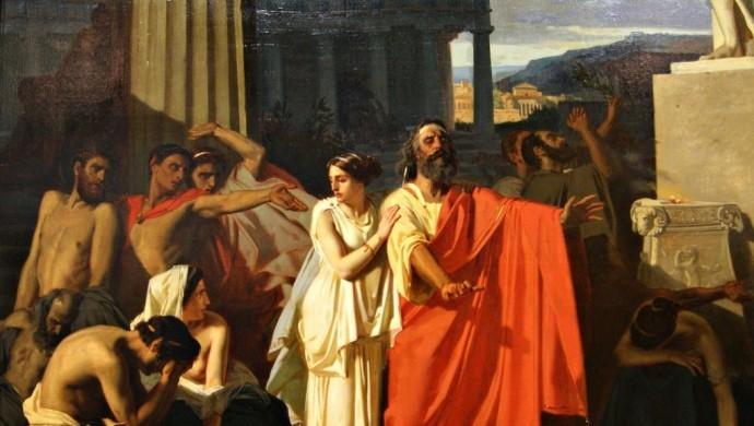 Soylu'ya Kral Oedipus'u hatırlattı: Aradığın terörist sensin