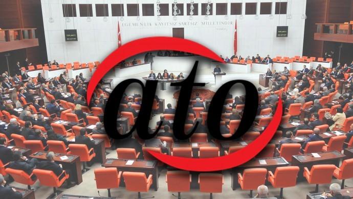 Takvim dağıtan Ankara Ticaret Odası HDP'yi es geçti