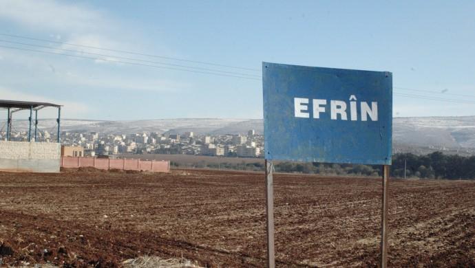 Efrîn'de kaçırılan kadın katledildi