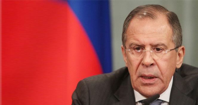 Lavrov: 'Washington'un İran'a karşı kelimenin tam anlamıyla yıkıcı bir tavrı var'