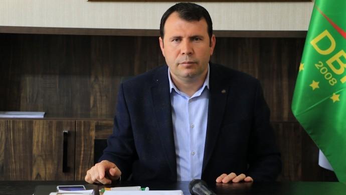 DBP'li Arslan'ın davasında tüm talepler reddedildi