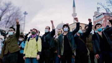 HDP: Direnen Boğaziçi öğrencilerinin yanındayız