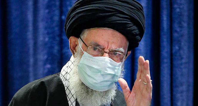 İran dini lideri Hamaney, ABD ve İngiltere'den korona virüs aşısı alımını yasakladı