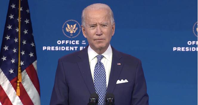 Joe Biden: 'Trump, Başkan olarak hizmet etmeye uygun değil'
