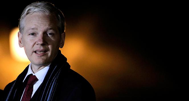 Meksika, Assange'a siyasi sığınma vermeye hazırlanıyor