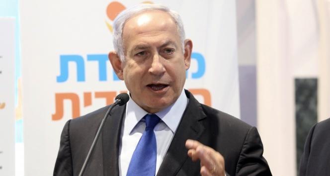 Netanyahu: 'ABD'nin silah satışlarını askıya alması BAE-İsrail ilişkilerini etkilemeyecek'