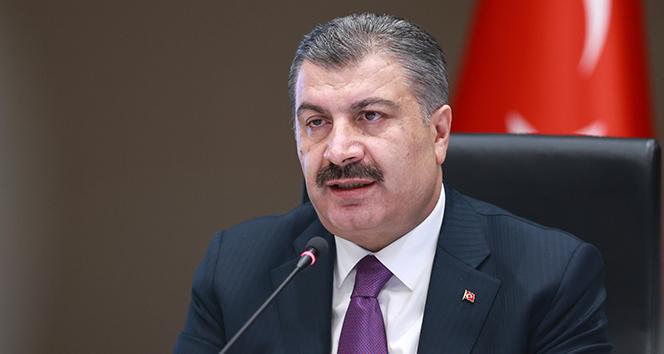 Sağlık Bakanı Koca: 'SMA'lı evlatlarımız üzerinden yürütülen kirli kampanyaya kimsenin alet olmaması gerekir'