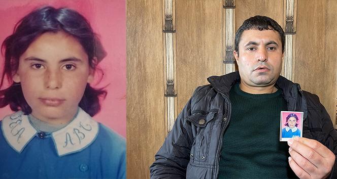 20 yıl önce kaybolan kızlarını arıyorlar