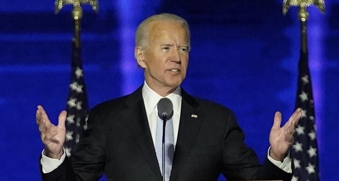 ABD Başkanı Biden: 'Amerika geri döndü, diplomasi geri döndü'