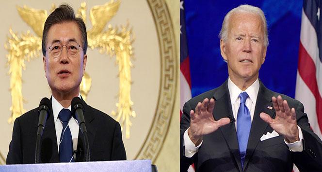 ABD ve Güney Kore'den Kuzey Kore'ye karşı ortak strateji kararı