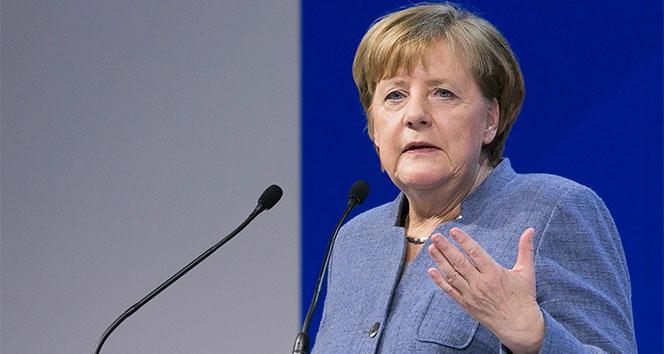 Almanya Başbakanı Merkel: 'Doğu Akdeniz'deki gelişmeler memnuniyet verici'