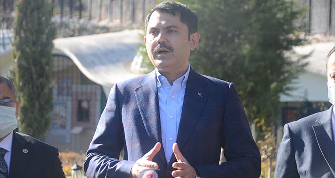 Bakan Kurum: 'Seçimler 2023'te olacak'