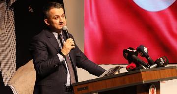 Bakan Pakdemirli'den 'Boğaziçi' açıklaması