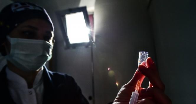 Çin'den IKBY'ye 5 bin korona virüs aşısı